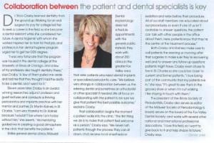 Dr C WSL Article