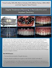 2021 Fall Hygiene Seminar – Digital Treatment Planning in Periodontics and Implant Dentistry Document