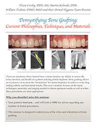 Fall 2018 Dental Hygiene Seminar Document