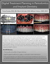 2021 Fall Seminar – Digital Treatment Planning in Periodontics and Implant Dentistry Document